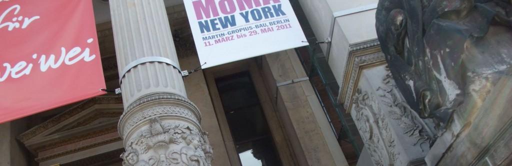 Martin-Gropius-Bau MoMA New Yorck Arbeiten Sammlung Judith Rothschild Foundation Mané Wunderlich