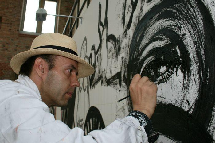 Künstler Maler Berlin 7 é wunderlich maler berlin berlin biennale img 0053a é