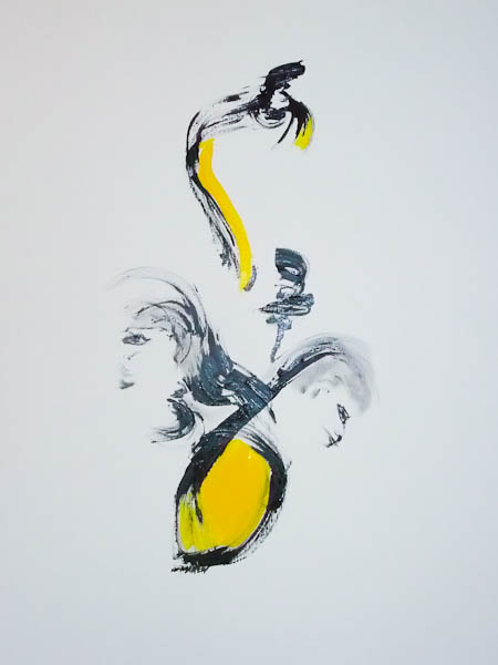 1 Kopflos DSCF4817 Öl Leinwand 2011 Mané Wunderlich Maler