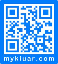 Mykiuar QR-Code zur Bodenskulptur -NaturWunderlich- Unity
