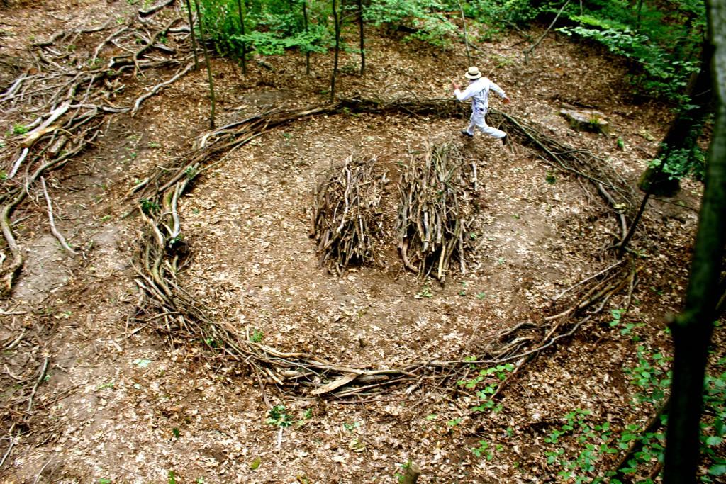 Designhotels Logo für Contest Mané Wunderlich Bodenskulptur