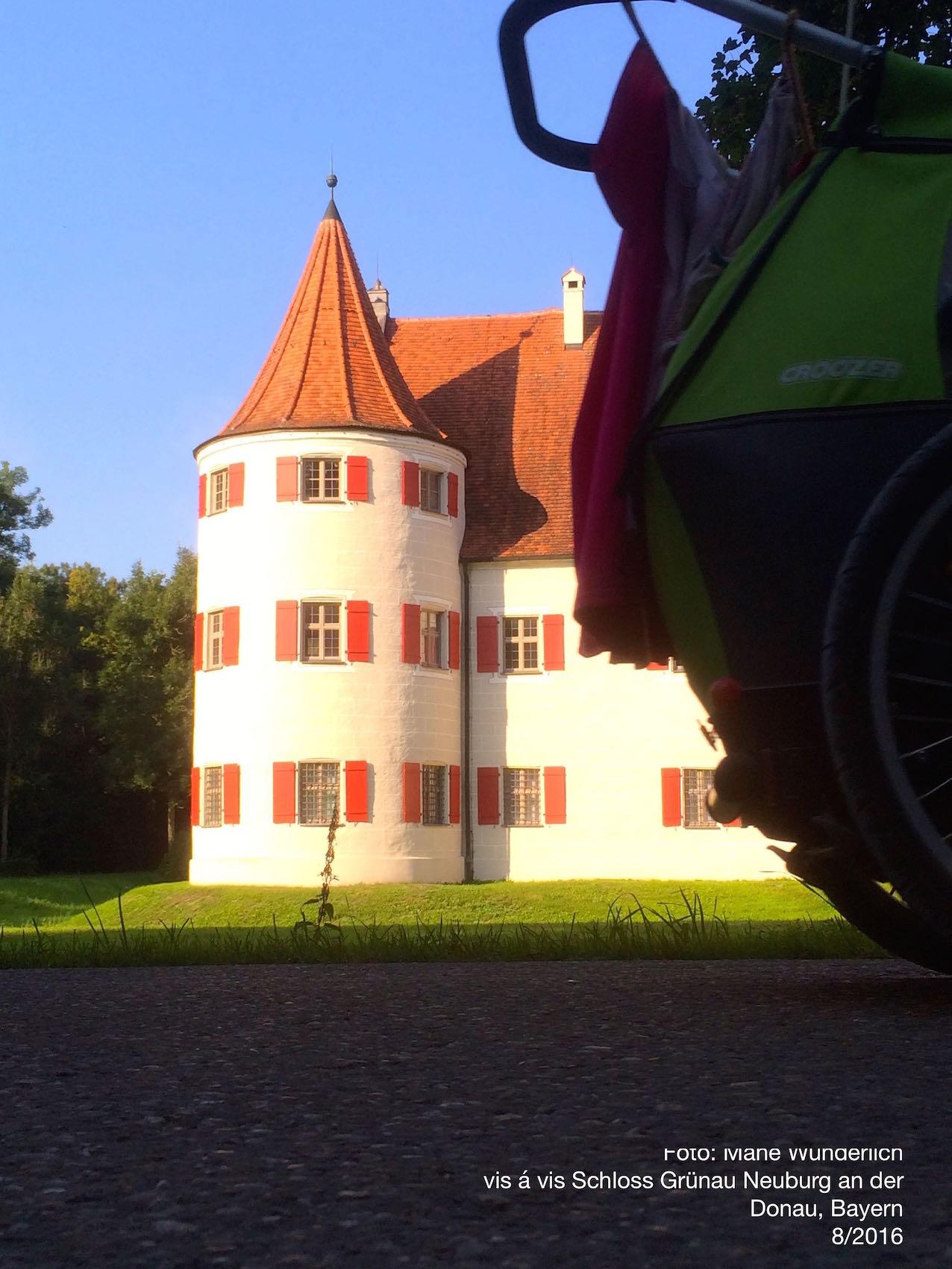 Schloss Grünau a.d.Donau