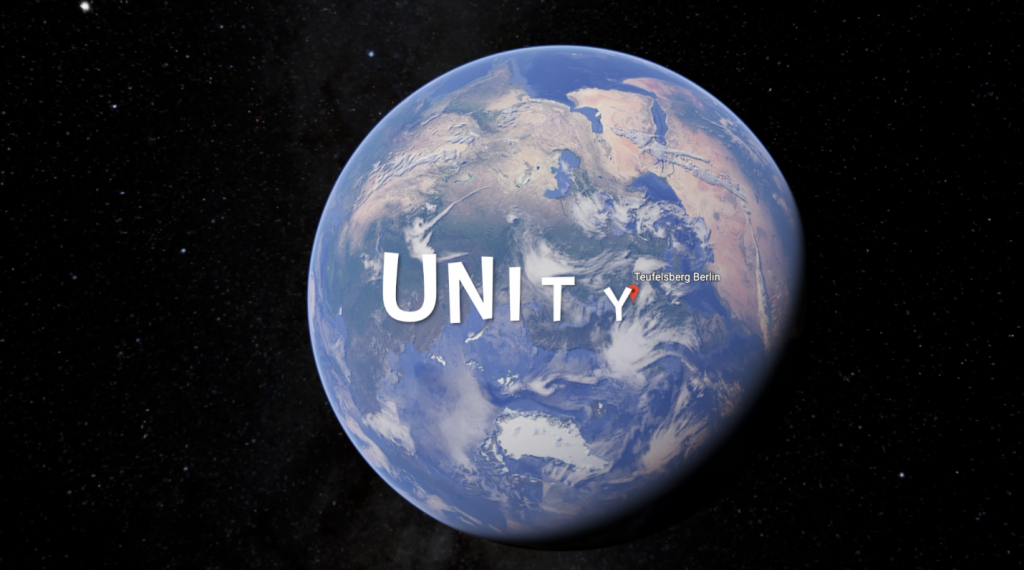 Unity Erde