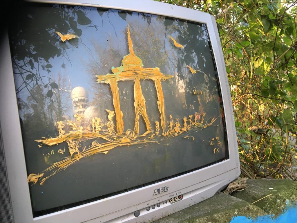 TV Propaganda Unity-